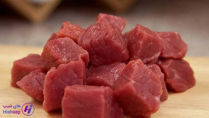 فواید گوشت بز